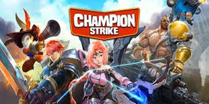 Champion Strike – Game chiến thuật thả quân với phong cách thiết kế màn hình dọc mới lạ