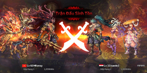 Final Blade Việt Nam không thiếu những đấu trường leo hạng, clan chiến cho bạn tranh đấu