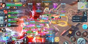 Cộng đồng Nhất Kiếm Giang Hồ Mobile lót dép hóng server thứ 200 ra mắt