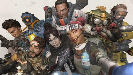 Tìm hiểu các lớp nhân vật tác chiến chuyên biệt trong Apex Legends Online