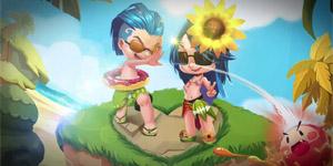 Game đặt Boom Mobile tuyệt chiêu cập bến làng game Việt