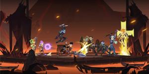 Ever Adventure – Game cuộn cảnh lấy cảm hứng từ thương hiệu MMORPG cổ điển