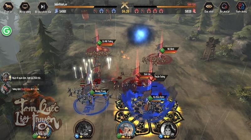 Gamota đem đến 4 sản phẩm game online mới đầy thú vị 3
