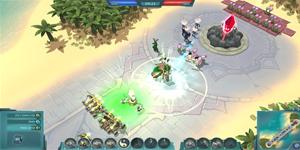 Rise of Legions – Tựa game chiến thuật thả quân bắt nguồn từ bản đồ Castle Fight trên Warcraft 3