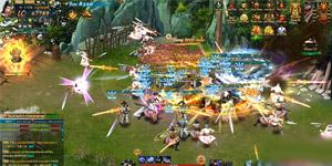 Cảm nhận Webgame Thiên Địa Hội trong ngày đầu khai mở phiên bản Alpha Test