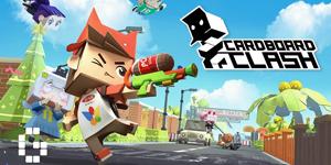 Cardboard Clash – Game mobile chủ đề Battle Royale mang phong cách hoạt hình vui nhộn