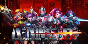 Infinite Fire: Swarm Assault – Game bắn súng đi cảnh với góc nhìn từ trên xuống đầy hấp dẫn
