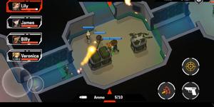 Destruction M Free: Game bắn súng đi cảnh với góc nhìn trên xuống vô cùng lạ mắt