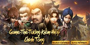 Funtap đổi tên dự án game thẻ tướng mới thành Vua Kiếm Hiệp – Tân Chưởng Môn
