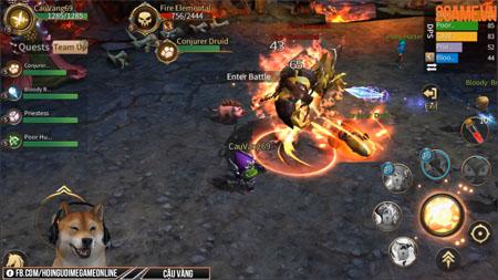 Cận cảnh MT4 Lost Honor – Game nhập vai thế giới mở đề cao khả năng hợp sức qua lại giữa các người chơi