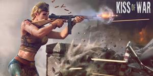 Kiss of War – Game chiến thuật bắn súng được thiết kế bằng công nghệ đồ họa 3D bắt mắt