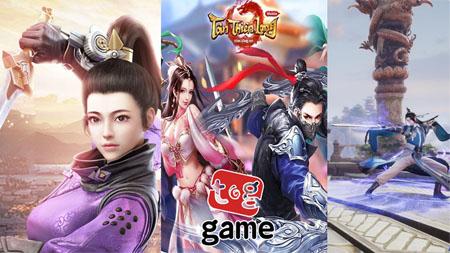 Top 8 game online hấp dẫn chực chờ đến tay game thủ Việt ngay đầu năm 2019