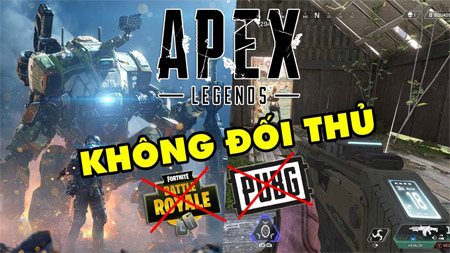 6 lý do khiến game Apex Legends lại vụt sáng trên bầu trời Battle Royale như hiện nay