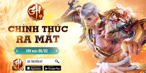 Tặng 888 giftcode game GH Truyền Kỳ Mobile