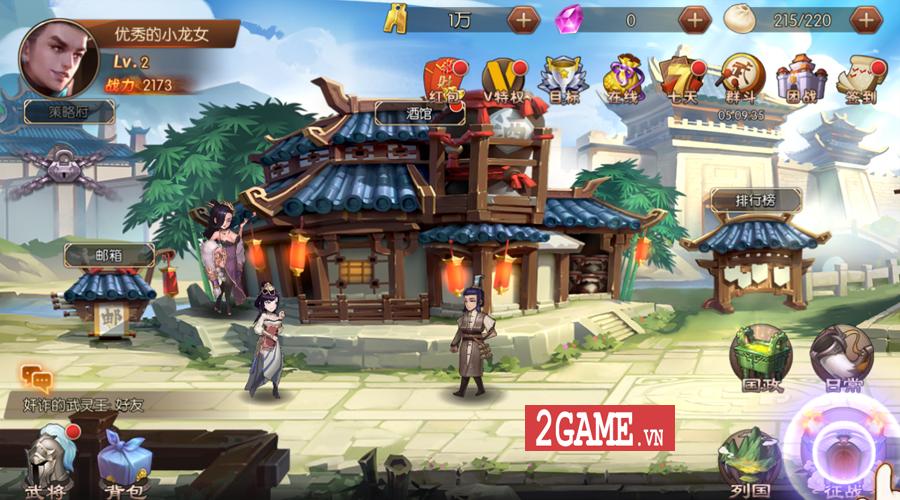 Đông Chu Liệt Quốc Mobile