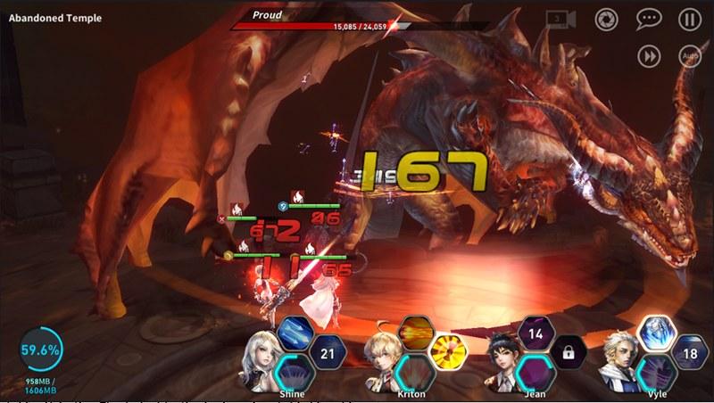 Khám phá kho nhân vật hút hồn người chơi của LYN: The Lightbringer 3