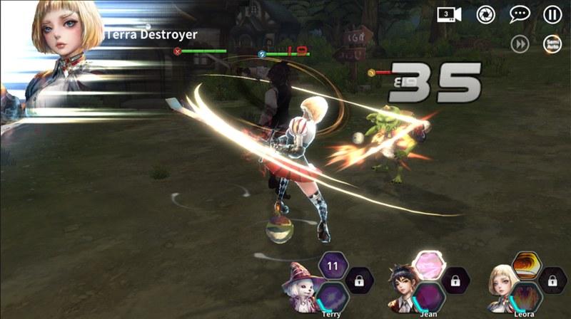 Khám phá kho nhân vật hút hồn người chơi của LYN: The Lightbringer 2