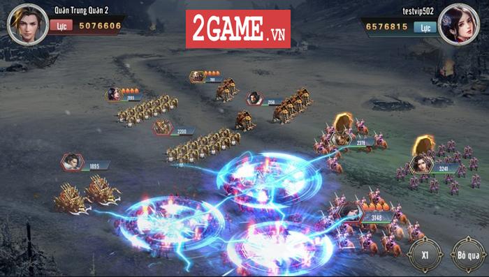 Người ta bảo game chiến thuật đồ họa thường xấu tệ nhưng Tam Quốc Vương Giả lại khác 4