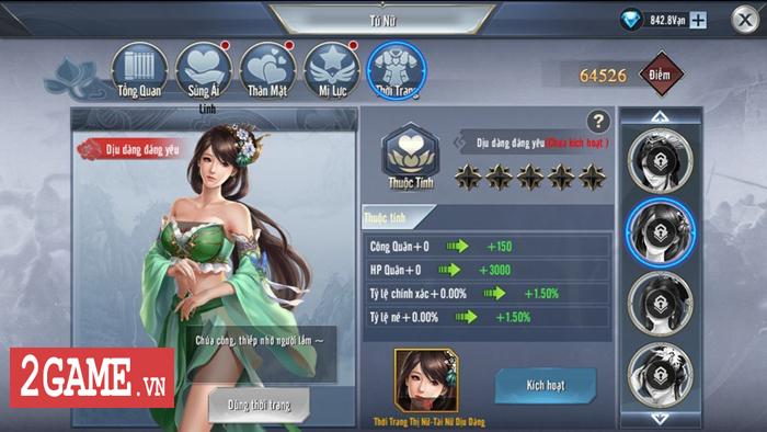 Người ta bảo game chiến thuật đồ họa thường xấu tệ nhưng Tam Quốc Vương Giả lại khác 6