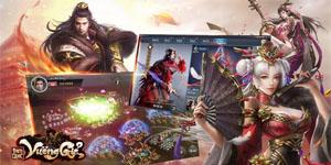 Người ta bảo game chiến thuật đồ họa thường xấu tệ nhưng Tam Quốc Vương Giả lại khác