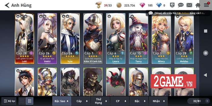Trên tay bản Việt hóa game LYN: The Lightbringer vừa ra lò 1