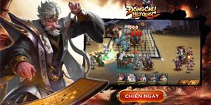 Đông Chu Liệt Quốc Mobile mang đến hàng tá tính năng quy mô cho người chơi thử sức