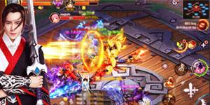 Đại Kiếm Vương Mobile cho người chơi dẫn theo 7 người đẹp chiến đấu cùng