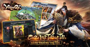 Tam Quốc Vương Giả cho người chơi thôn tính tất cả server hiện hữu của game