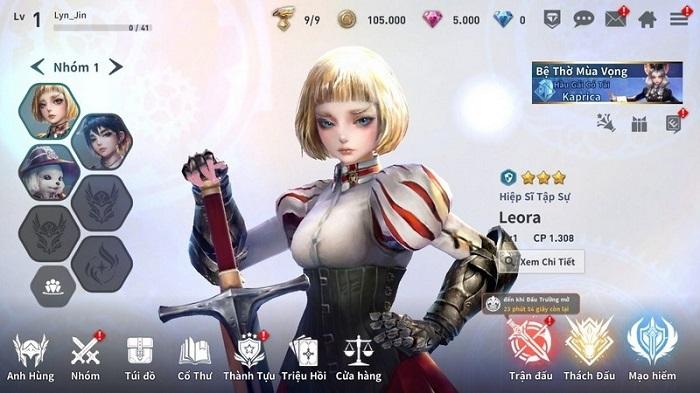 Trò chuyện với cha đẻ LYN: The Lightbringer – Người từng định hướng tạo hình cho game Hàn 3