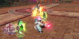 Game thủ Tru Tiên 3D Mobile hào hứng với bản cập nhật Lạc Tinh Tuyệt Trận