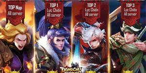 Vừa mới ra mắt xong Đông Chu Liệt Quốc Mobile đã mang Lệnh bài vàng ra chiêu dụ người chơi!