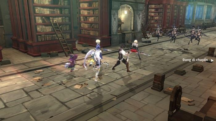 LYN: The Lightbringer mang đến rất nhiều ngục tối để thử thách người chơi 0