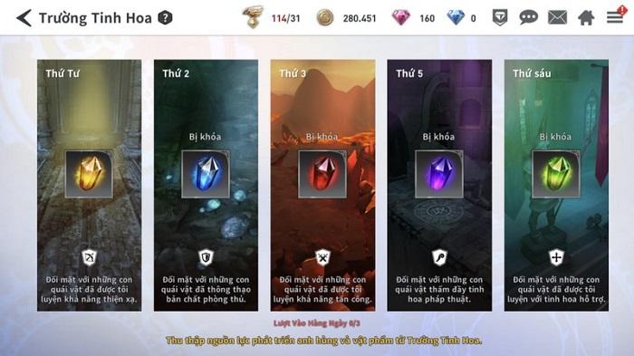 LYN: The Lightbringer mang đến rất nhiều ngục tối để thử thách người chơi 3