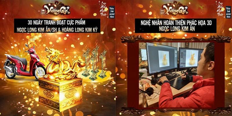 Funtap chi cả núi tiền để nắm quyền vận hành Tam Quốc Vương Giả Mobile tại Việt Nam 2