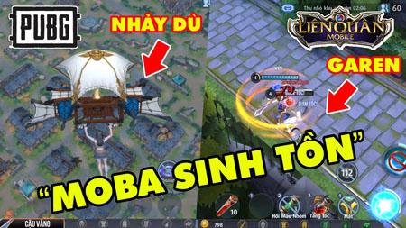 """Game mới Survival Heroes Gamota đưa khái niệm """"MOBA sinh tồn"""" đến thị trường Việt Nam"""