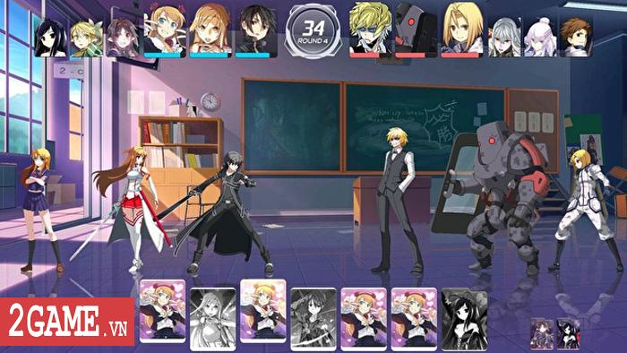 Dengeki Bunko: Crossing Void - Game nhập vai chiến thuật dành cho tín đồ  Manga/Anime 3