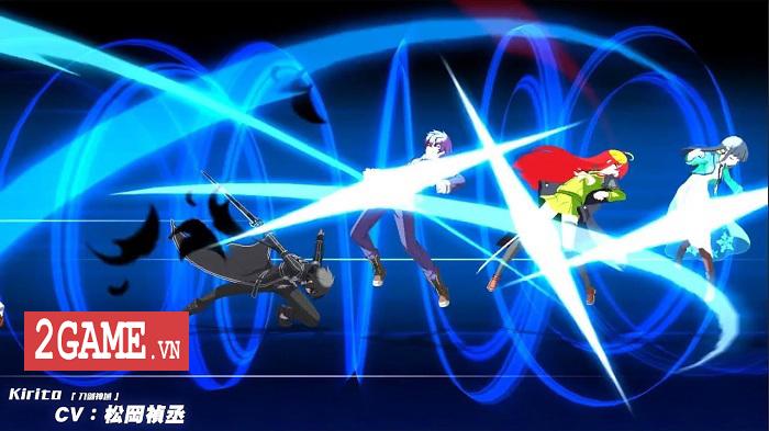 Dengeki Bunko: Crossing Void - Game nhập vai chiến thuật dành cho tín đồ  Manga/Anime 5