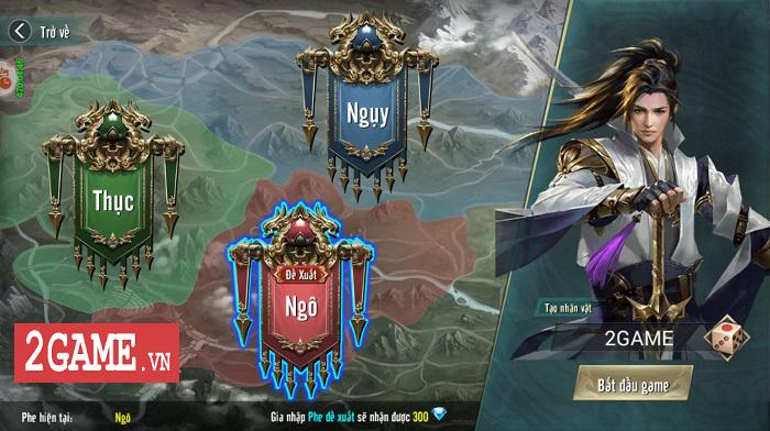 Game thủ Tam Quốc Vương Giả đắm chìm trong chuỗi nhiệm vụ xây thành, điều binh 2