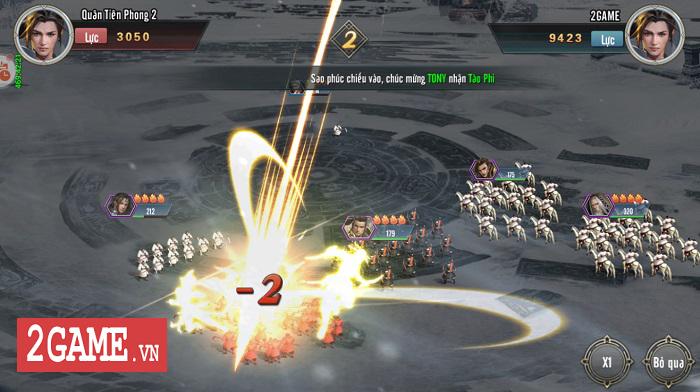 Game thủ Tam Quốc Vương Giả đắm chìm trong chuỗi nhiệm vụ xây thành, điều binh 4