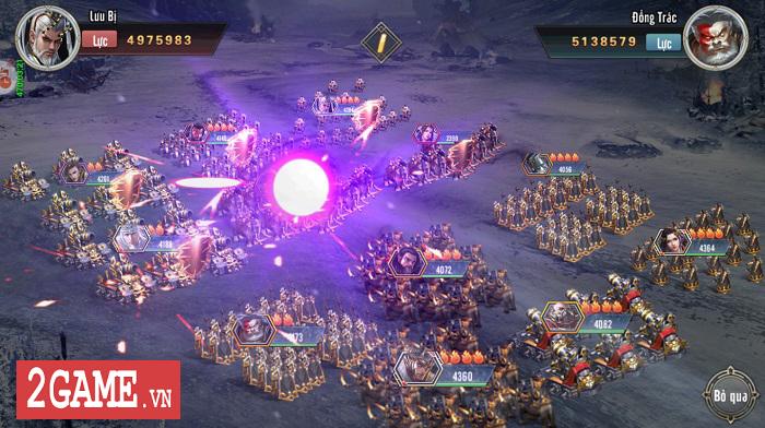 Game thủ Tam Quốc Vương Giả đắm chìm trong chuỗi nhiệm vụ xây thành, điều binh 1