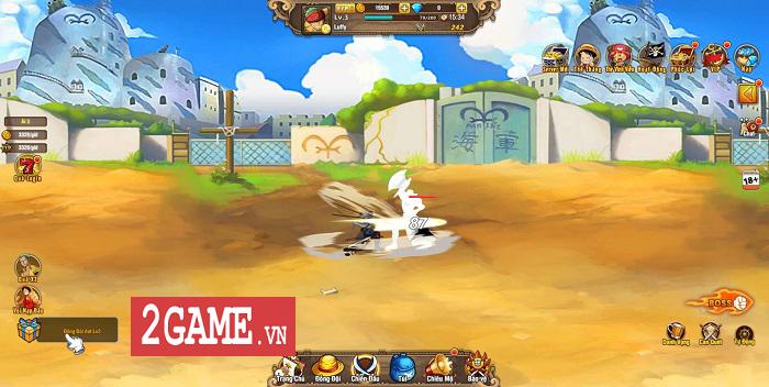 Vua Hải Tặc H5 - Game đa nền tảng về One Piece cập bến Việt Nam 2