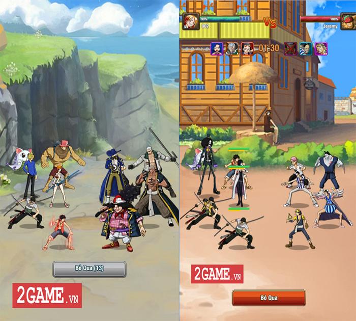 Vua Hải Tặc H5 - Game đa nền tảng về One Piece cập bến Việt Nam 0