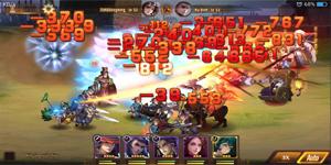 Với 7 quốc gia, Đông Chu Liệt Quốc Mobile cho người chơi tung hoành khắp chốn