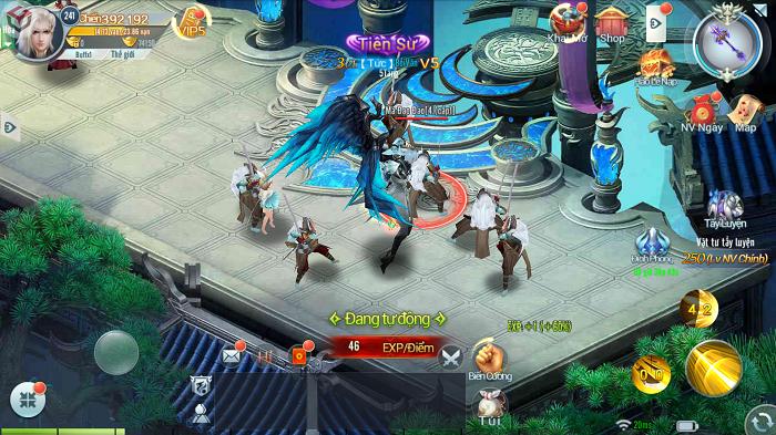 Ngự Linh Mobile