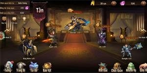 """Điểm mặt những ưu điểm khiến Đông Chu Liệt Quốc Mobile trở thành """"Game thẻ tướng của năm"""""""