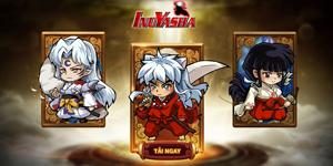 Game manga kinh điển Inuyasha mobile bất ngờ được phát hành trở lại tại Việt Nam