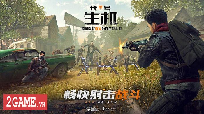 Top 9 game mới đáng quan tâm của Tencent Games trong năm 2019 1
