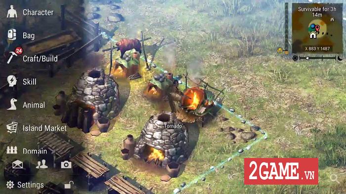 Durango: Wild Lands - Game nhập vai viễn tưởng kết hợp sinh tồn ra mắt bản tiếng Anh 3