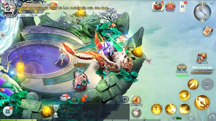Đếm ngược ngày ra mắt game tiên hiệp Ngự Linh Mobile 0