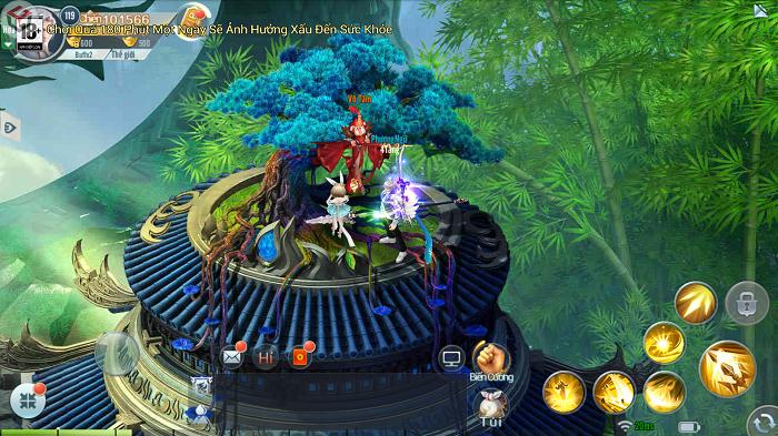 Đếm ngược ngày ra mắt game tiên hiệp Ngự Linh Mobile 1